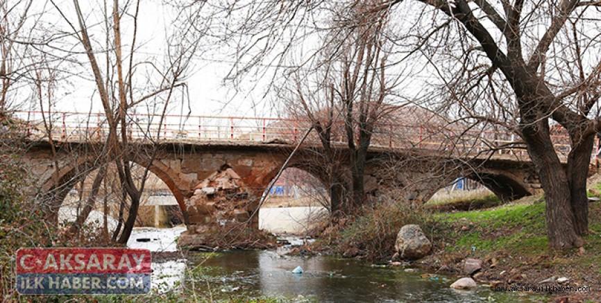 Tarihi Köprü Restore Edilecek