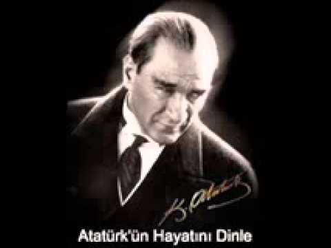 Mustafa Kemal Atatürk'ün Hayatı(1881-1938)